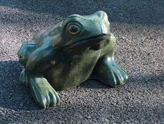 Concrete Garden Frogs Unique Lawn Garden Statues